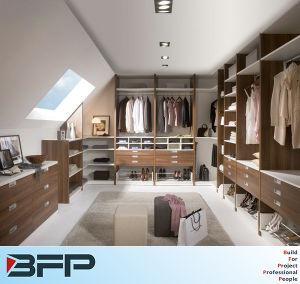 Bedroom Furniture Melamine Walk in Closet pictures & photos