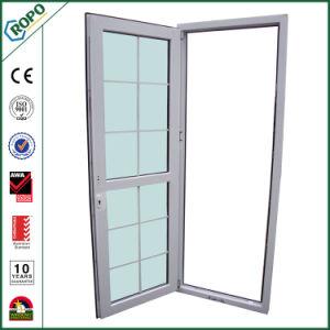 Custom UPVC Kitchen Doors, Double Glazed Door pictures & photos