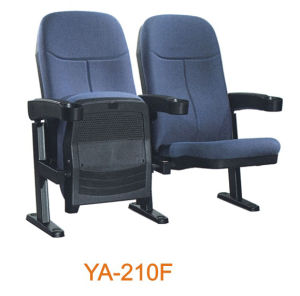 Cheap Cinema Chair with Blue Fabric (YA-210E) pictures & photos