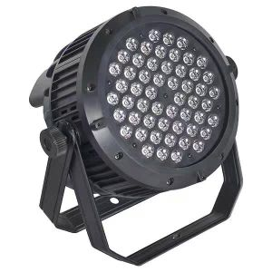 IP20 DMX512 Stage Light No Waterproof 54pcsx3w LED PAR Light pictures & photos