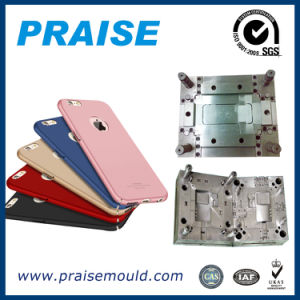 2015 Parts Phone Case Mould with PVC/TPE