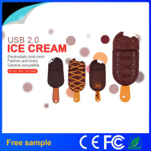 Promotional Gift Ice Cream USB 2.0 Flash Drive pictures & photos