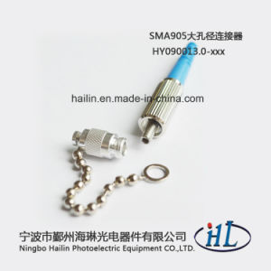 Medical Equipment Fiber Optic SMA905 Connector Part pictures & photos