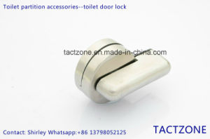 Hot Sell Toilet Partition Cubicle Accessories 304 Stainless Steel Door Lock pictures & photos