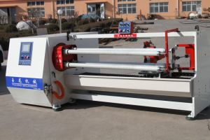Yl-708e Four Shafts Auto Cutter pictures & photos