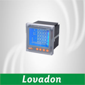 Lt194e-9xy LCD Display Three Phase LCD Electronic Smart Energy Meter pictures & photos