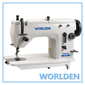 Wd-20u33/43/53/63 Industrial Zigzag Sewing Machine pictures & photos