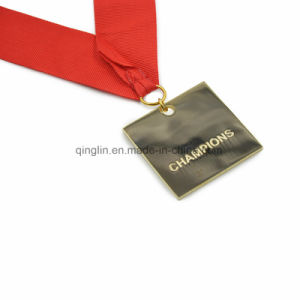 Custom Competition Medals with Logo and Lanyards pictures & photos