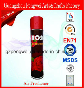 Hot Sale Lemon Scent Aerosol Air Freshener pictures & photos