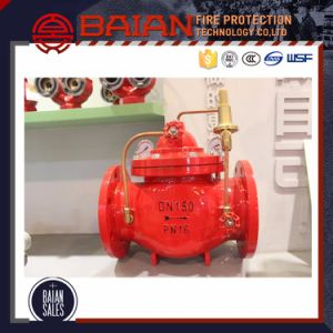 Ductile/Cast Iron Pilot Operated Pressure Reducing Valve pictures & photos