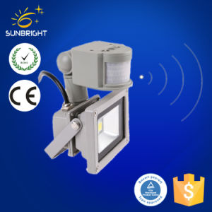 IP65 100W LED Sensor Street Flood Lamp Lighting pictures & photos