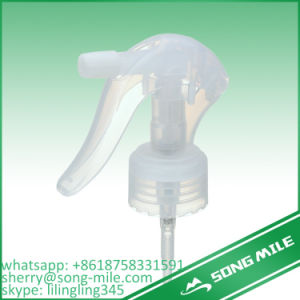 24mm Custom PP Mini Trigger Hand Sprayer Micro Dispenser pictures & photos