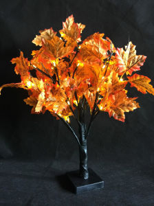 Christmas Decoration Maple Tree LED Light pictures & photos