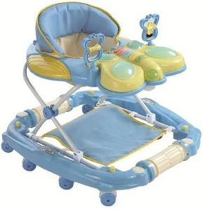 New Model Plastic Baby Walker with Music and Lights (CA-BW206) pictures & photos