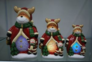 Xmas Candle Holder Furniture for Home Decor pictures & photos