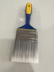 Painting Brush with TPR Soft Plastic Handle pictures & photos