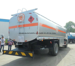 Dongfeng 4*2 280HP Fuel Dispenser Truck 16000L Fuel Tank Truck pictures & photos