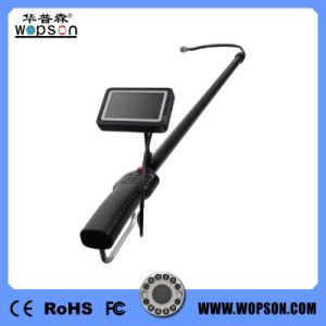 3.6m Pole Telescopic Inspection Camera with Recorder pictures & photos