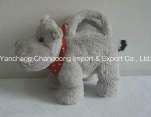 Plush Super Soft Sitting Hippo pictures & photos