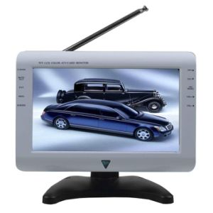 9inch DVB-T with Analog TV, USB, Card Reader (KL-902A)