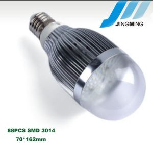LED Global Bulb E27 GU10 Al Radiator