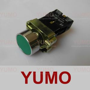 Push Button Switch With Lock (LAY5-BA31L)
