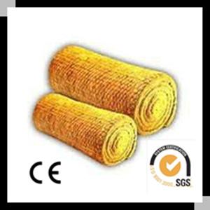 Rock Wool Mesh Mat Rolls