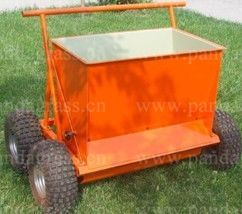 Spreading Machine for Artificial Grass pictures & photos