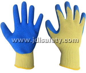 Heat Protective Work Glove with Latex Coating (LK3022) pictures & photos