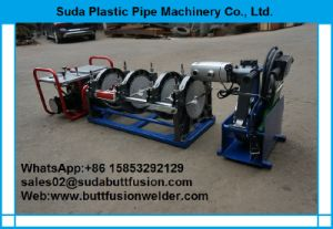 Sud160h Butt Fusion Welding Machine Plastic Welding Machine pictures & photos