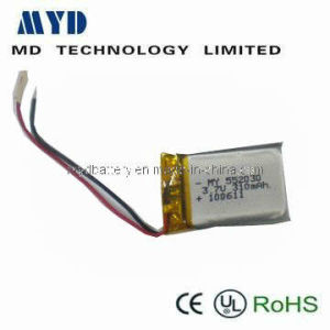 Li-Polymer Battery for Bluetooth or Headset Products (060815 3.7V 20mAh)