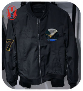 Mens Fashion Hot Seal Baseball Uniform Jacket pictures & photos