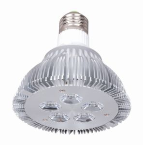 E27 5x1w PAR30 LED Spotlight