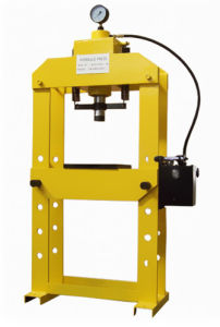 Mandrel Press Machine (Hand Press HP-10S HP-20S HP-30S HP-40S HP-50S) pictures & photos