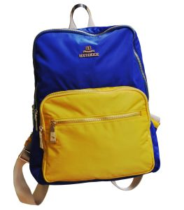 Ladies′ Nylon Handbag/ Backpack (BS12528) pictures & photos