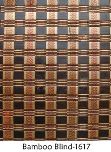 Bamboo Blind, Bamboo Curtain, Roller Curtain, Roller Shutters (1617)
