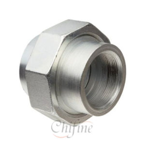 Customized High Quality Galvanized Pipe Fitting pictures & photos