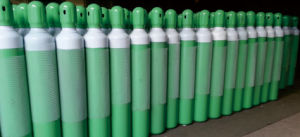 Hiqh Pressure Seamless Steel Agron Gas Cylinder (WMA-219-44) pictures & photos