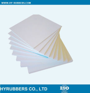 Natural Color Virgin PTFE Teflon Sheet pictures & photos