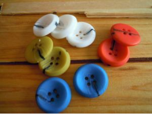 Best Quality Best Price Garment Clothing Resin Button pictures & photos