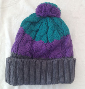 Cable Hat, Knitted Hat, Knitted Caps, Winter Hat