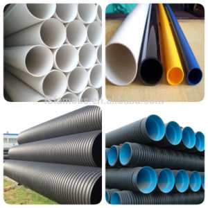 Manufacture Supplier Plastic Black Masterbatch for PVC Pipe pictures & photos