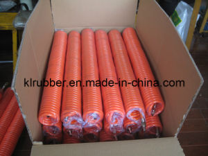 High Quality PU Coil Hose with SGS Certificate pictures & photos