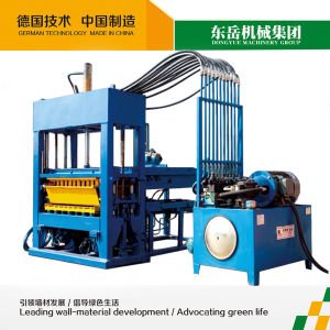 Concrete Hollow Block Machine Production Line (QT4-15C) pictures & photos