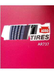 Ar737TBR Truck Tyre Chinese Factory New Truck Tire pictures & photos