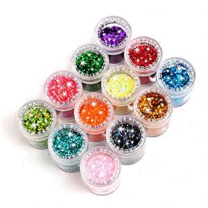 Glitter Nail Set