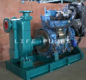 CE Approved CYZ Self-Priming Centrifugal Water Pump pictures & photos