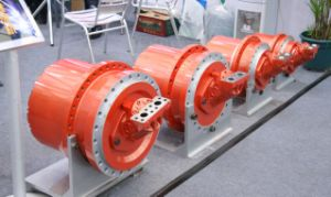Rexroth Gft Track Drive Gearbox Gft17, Gft24, Gft26, Gft36, Gft40, Gft50, Gft60, Gft80, Gft110, Gft160, Gft220