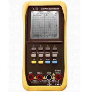 16MHz Handheld Oscilloscope (6105)