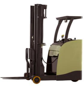 Stand-on Reach Truck 2.0t pictures & photos
